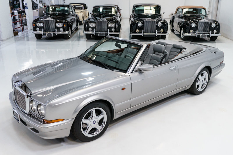 1999 Bentley Azure Convertible For Sale (picture 2 of 12)