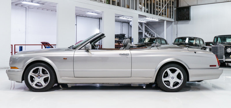 1999 Bentley Azure Convertible For Sale (picture 3 of 12)