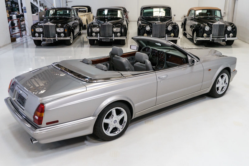 1999 Bentley Azure Convertible For Sale (picture 5 of 12)