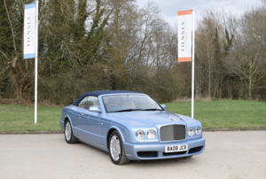 Picture of 2008 Award-winning Bentley Azure Convertible For Sale
