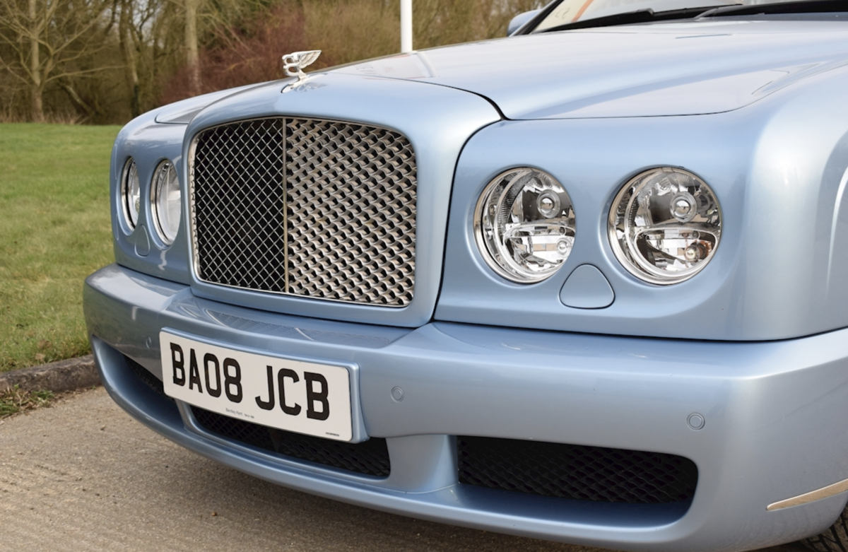 2008 Award-winning Bentley Azure Convertible For Sale (picture 4 of 8)