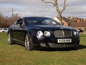 Picture of 2008 Bentley Continental GT Speed For Sale by Auction