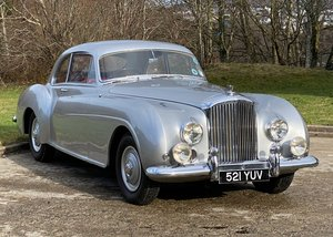 Picture of 1953 Bentley R Type Continental H.J. Mulliner Fastback BC21B For Sale