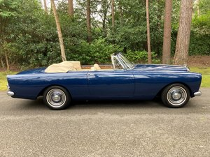Picture of 1961 Bentley S2 Continental Drophead Coupe by Park Ward For Sale