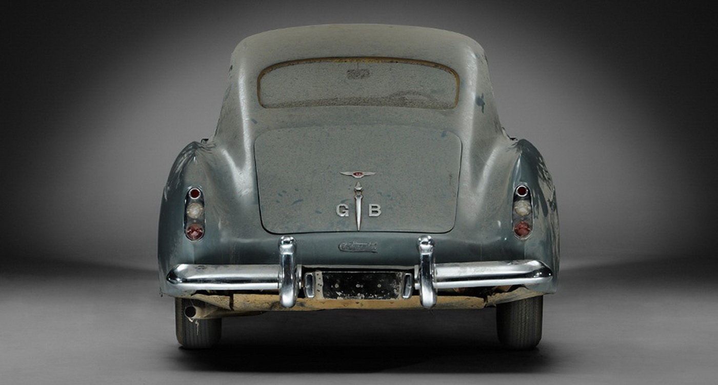 1953 R Type Continental Mulliner Sports Saloon For Sale (picture 4 of 12)
