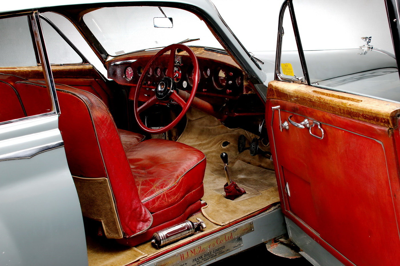 1953 R Type Continental Mulliner Sports Saloon For Sale (picture 5 of 12)