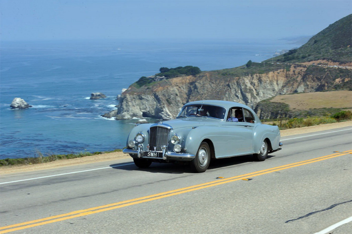 1953 R Type Continental Mulliner Sports Saloon For Sale (picture 11 of 12)