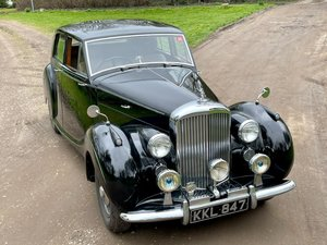 Picture of 1948 Bentley MkVI Saloon For Sale by Auction