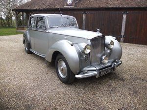 Picture of 1947 Bentley MKVI Saloon For Sale