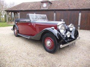 Picture of 1939 Bentley 4  1/4 Litre MR Vanden Plas Drophead Coupe For Sale