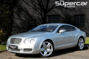 """Picture of 2005 Bentley Continental GT Mulliner - 72K Miles - 21"""" Wheels For Sale"""