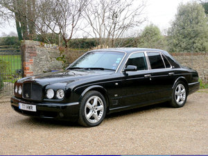 Picture of 2008 Bentley Arnage T 500 Mulliner For Sale