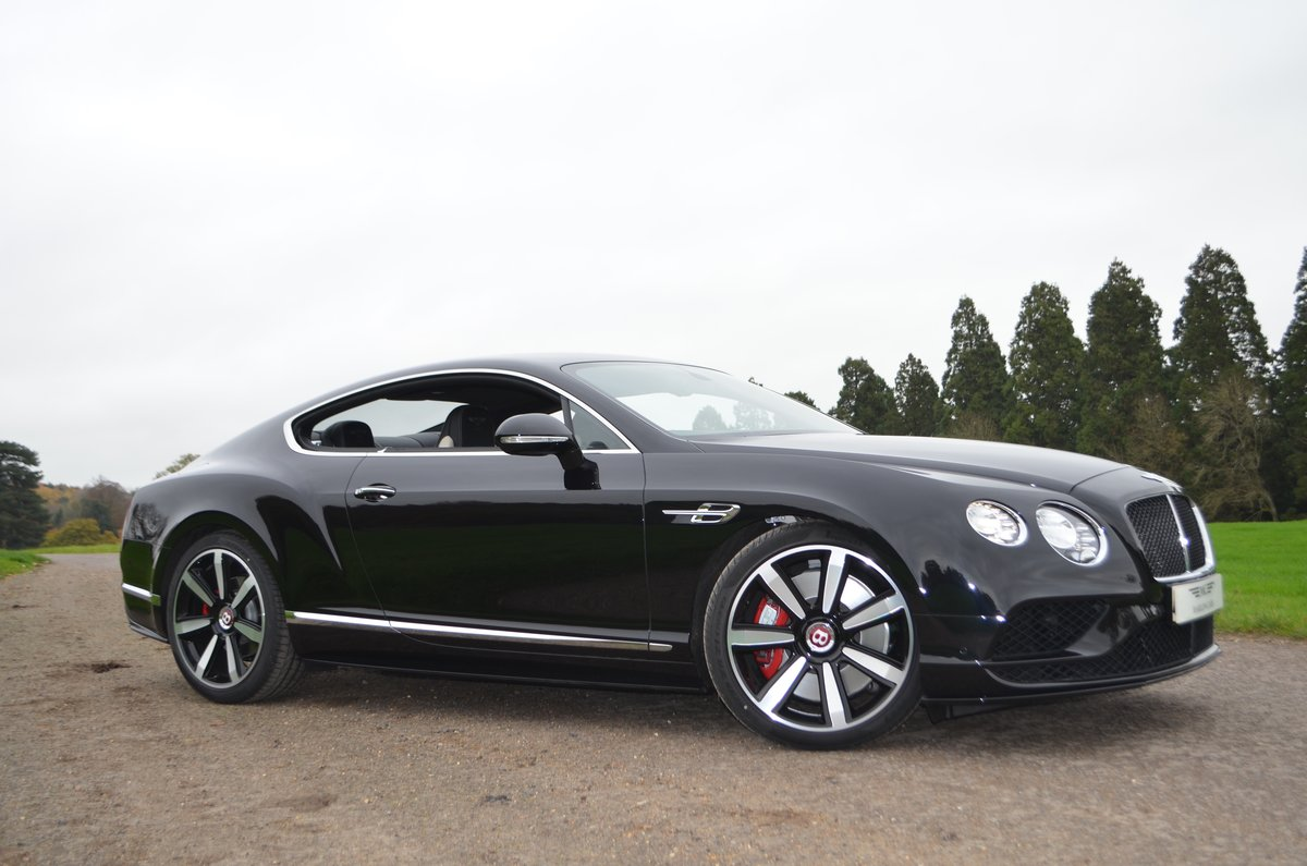 2017 BENTLEY Continental GT V8 S Premier spec For Sale (picture 1 of 12)