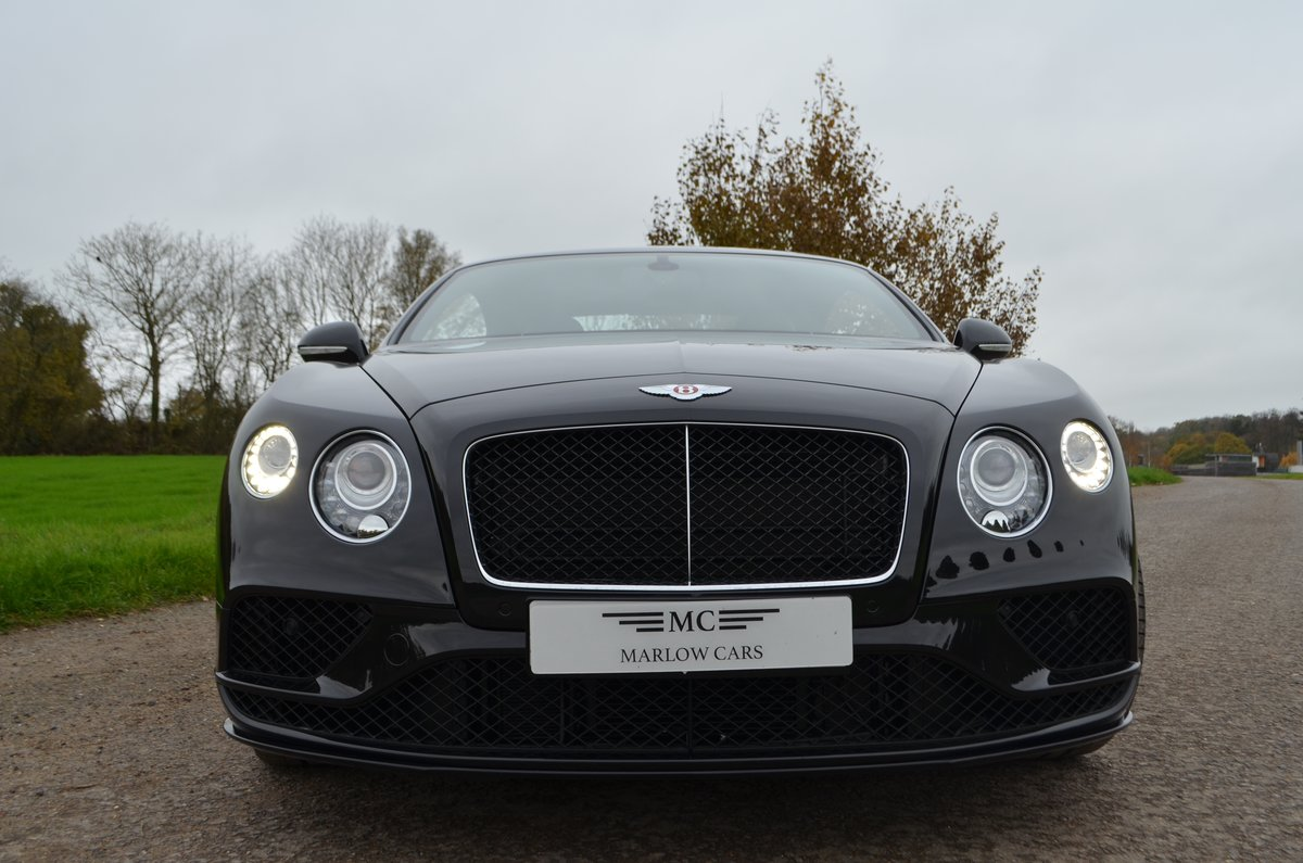 2017 BENTLEY Continental GT V8 S Premier spec For Sale (picture 7 of 12)