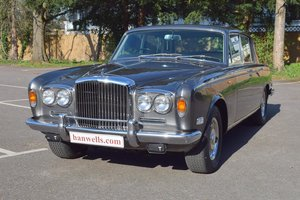 Picture of 1973 L Bentley T Series in Gunmetal Grey For Sale
