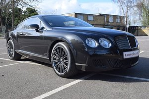 Picture of 2008/58 Bentley Continental GT Speed in Beluga For Sale