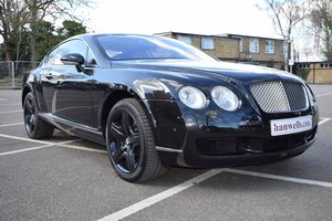 Picture of 2005/54 Bentley Continental GT in Diamond Black For Sale