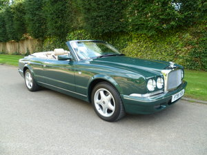 Picture of 1997 BENTLEY AZURE PLATINIUM EDITION 'WIDE BODY' by JACK BARCLAY For Sale
