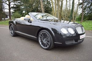 Picture of 2008/58 Bentley GTC Mulliner in Diamond Black For Sale