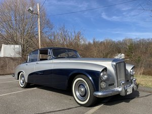Picture of #23679 1959 Bentley Hooper S1 Continental Saloon For Sale