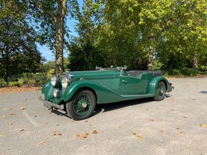 Picture of 1936 Derby Bentley 4.25 litre tourer by Vanden Plas For Sale