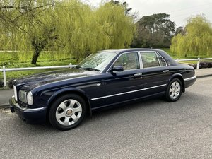 Picture of 2001 Bentley Arnage Red Label For Sale