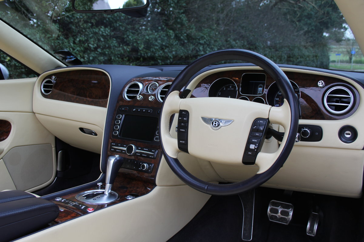 2007 Bentley Continental GTC - 26500 Miles For Sale (picture 8 of 22)