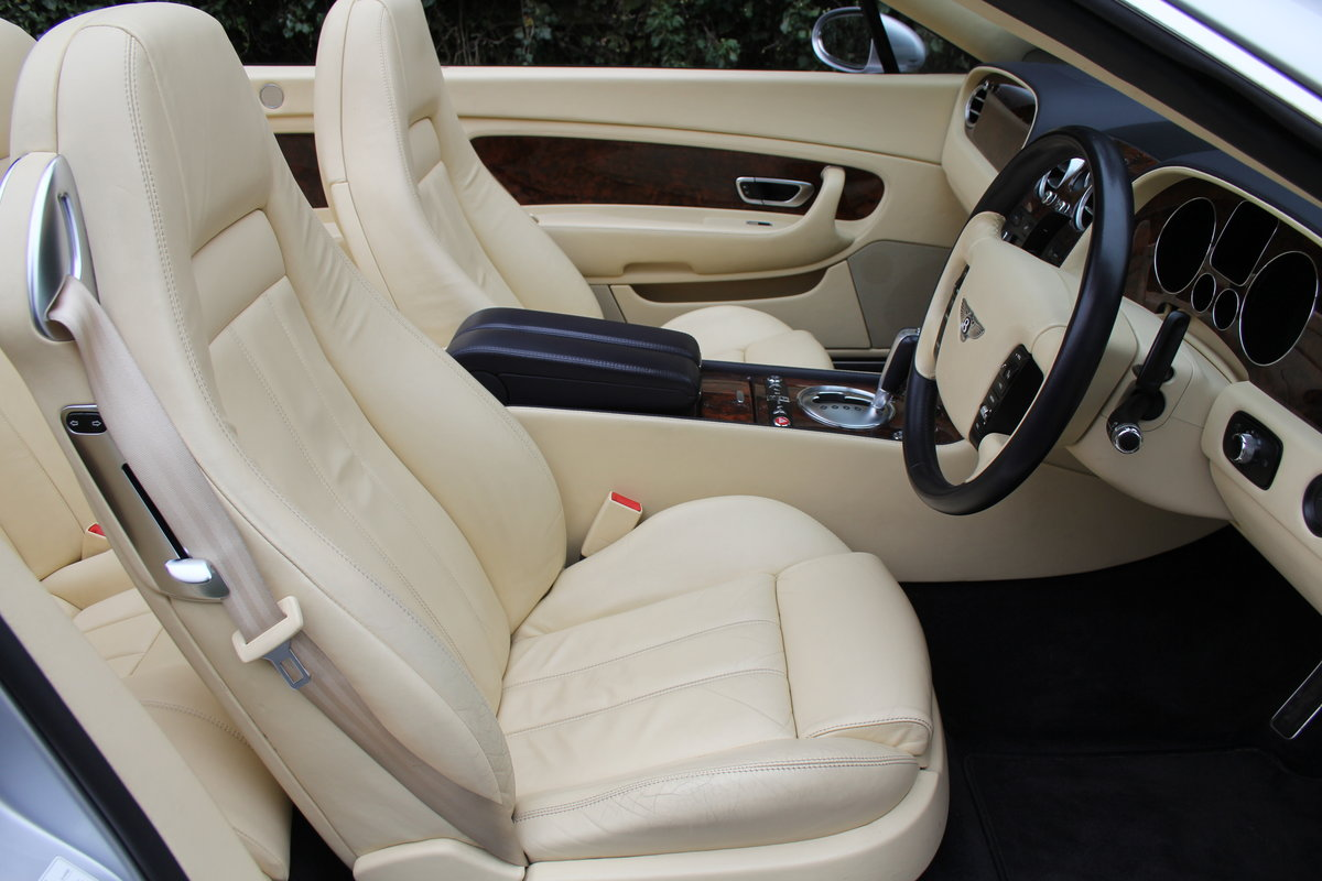 2007 Bentley Continental GTC - 26500 Miles For Sale (picture 9 of 22)