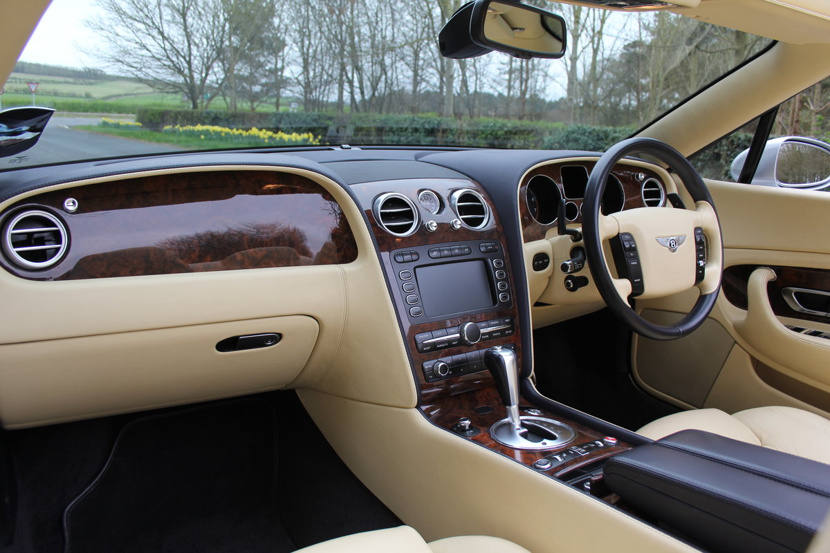 2007 Bentley Continental GTC - 26500 Miles For Sale (picture 11 of 22)