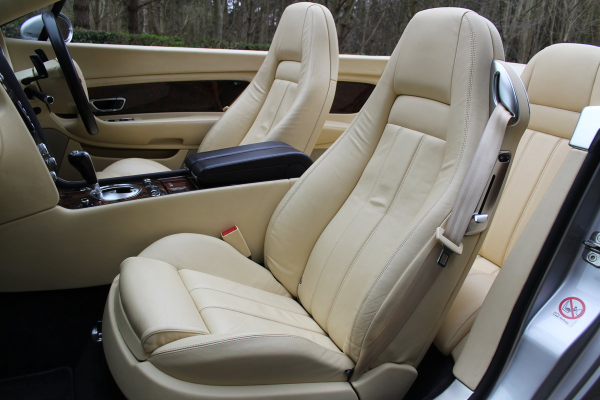 2007 Bentley Continental GTC - 26500 Miles For Sale (picture 13 of 22)