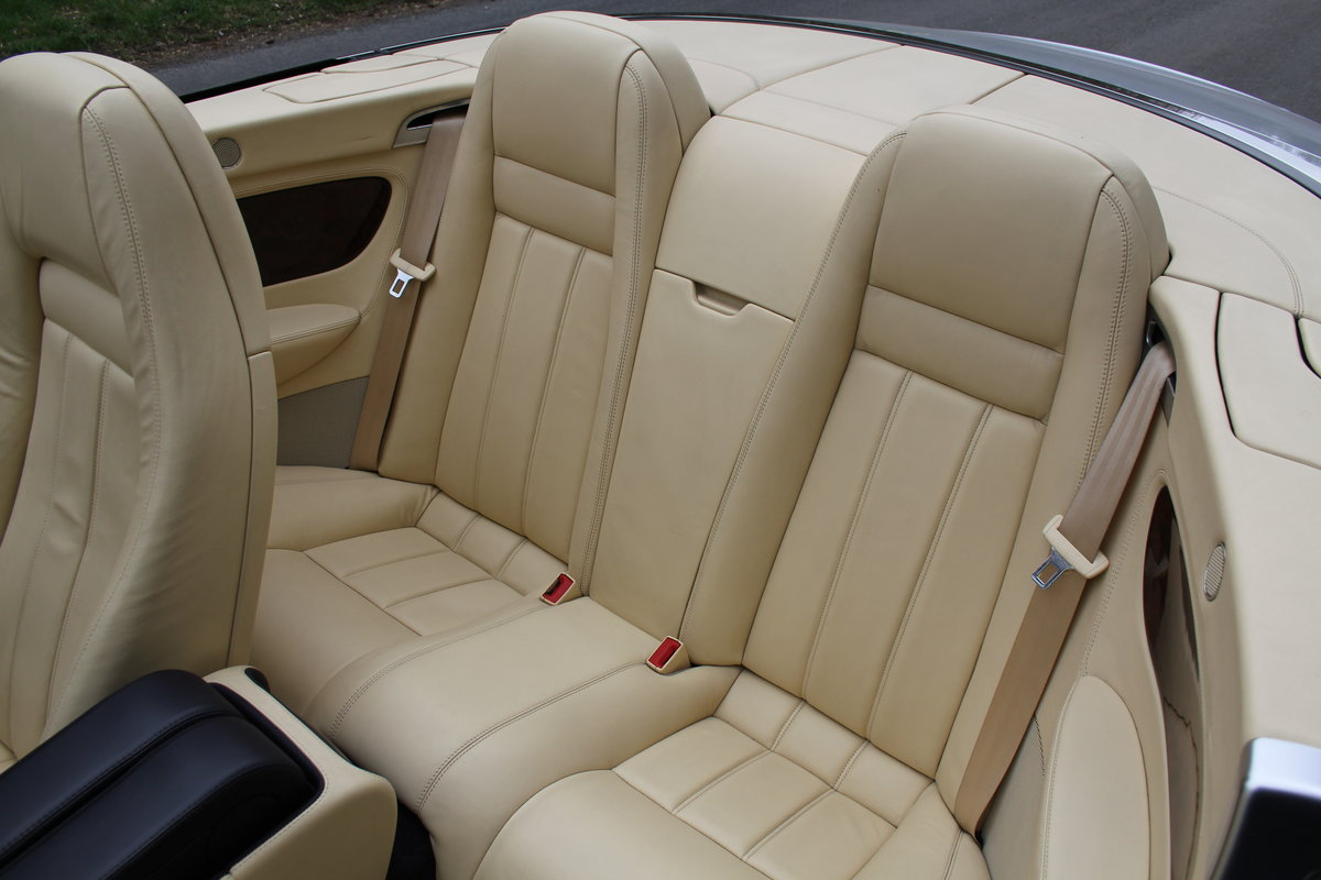 2007 Bentley Continental GTC - 26500 Miles For Sale (picture 15 of 22)