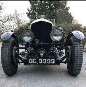 Picture of 1930 Bentley Speed 6 Le Mans Team Car style 6 1/2 Litre For Sale