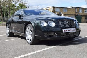 Picture of 2004 2005 Model/54 Bentley Continental GT in Midnight Emerald For Sale