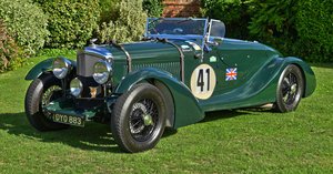 Picture of 1936 Derby Bentley 4.25 Litre Eddie Hall Race car Recreation For Sale