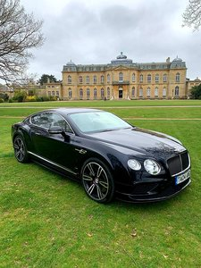 Picture of 2016 Bentley Continental 4.0 GT V8 S 521hp, Full Bentley SH For Sale