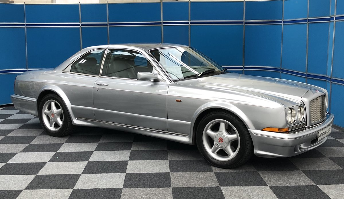 1997 Bentley Continental T Stratton For Sale (picture 1 of 12)