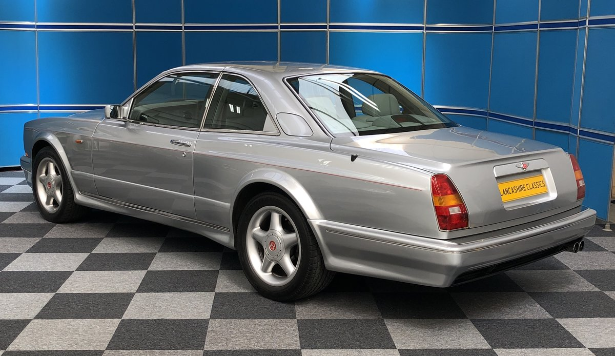 1997 Bentley Continental T Stratton For Sale (picture 2 of 12)