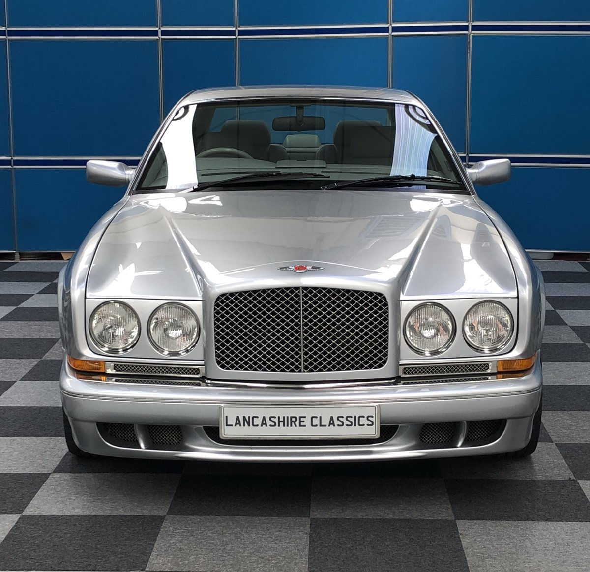 1997 Bentley Continental T Stratton For Sale (picture 3 of 12)