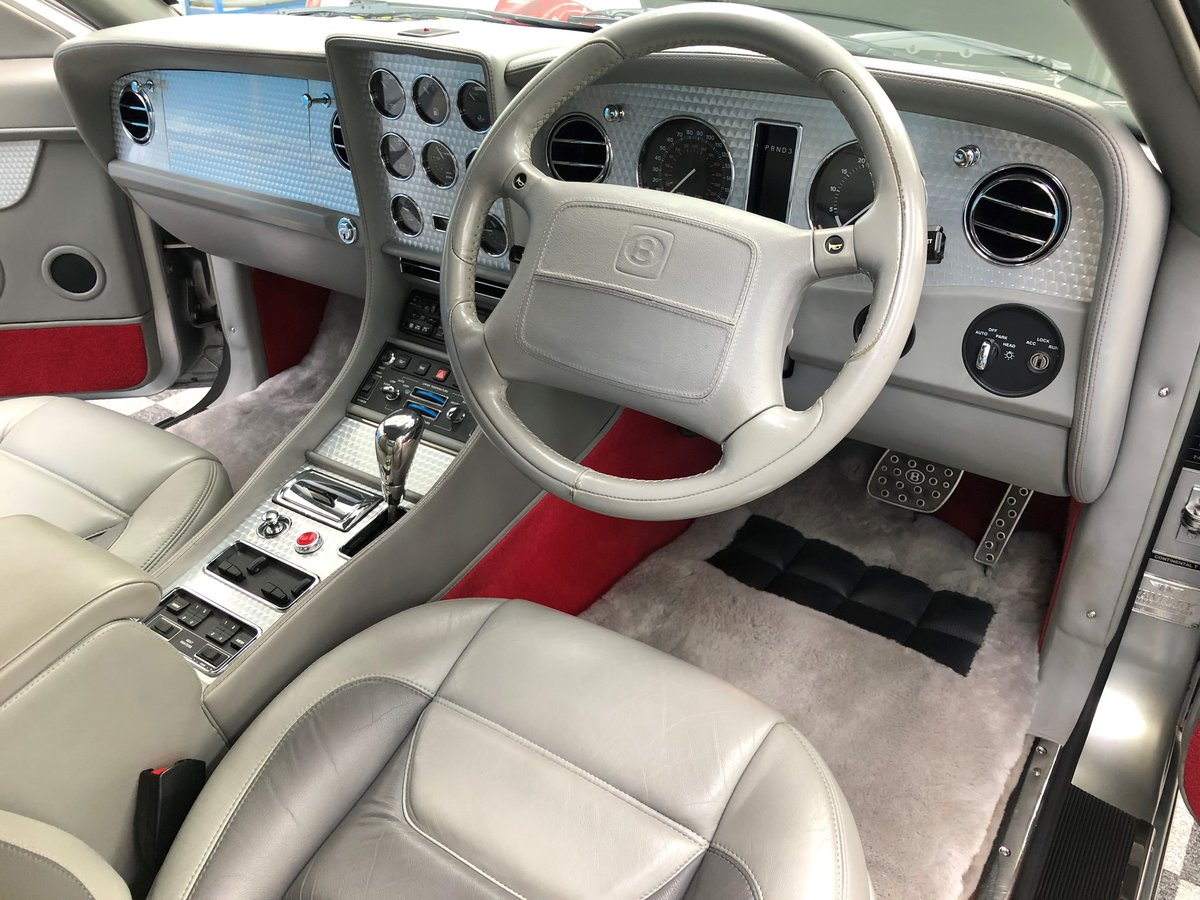 1997 Bentley Continental T Stratton For Sale (picture 6 of 12)