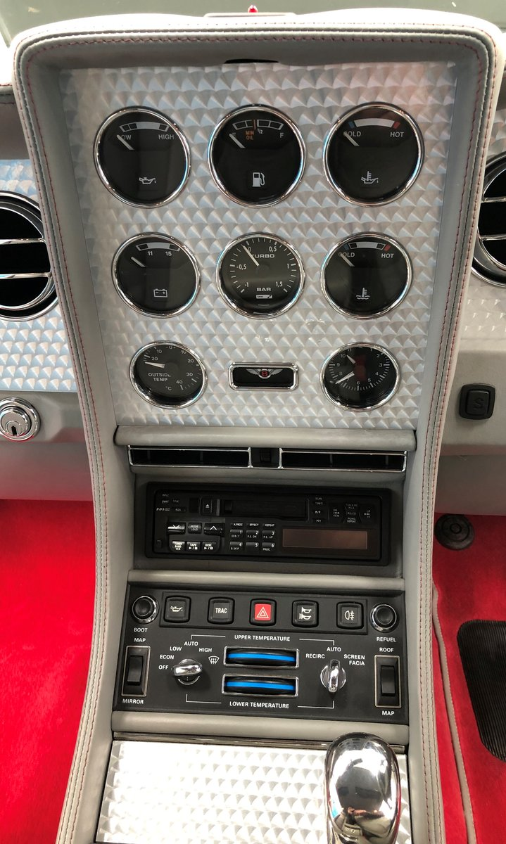 1997 Bentley Continental T Stratton For Sale (picture 11 of 12)