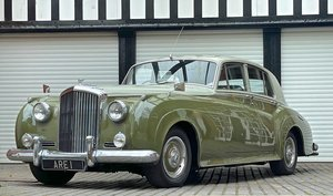 Picture of 1956 Bentley S1 Sporting Saloon documented 31k miles For Sale