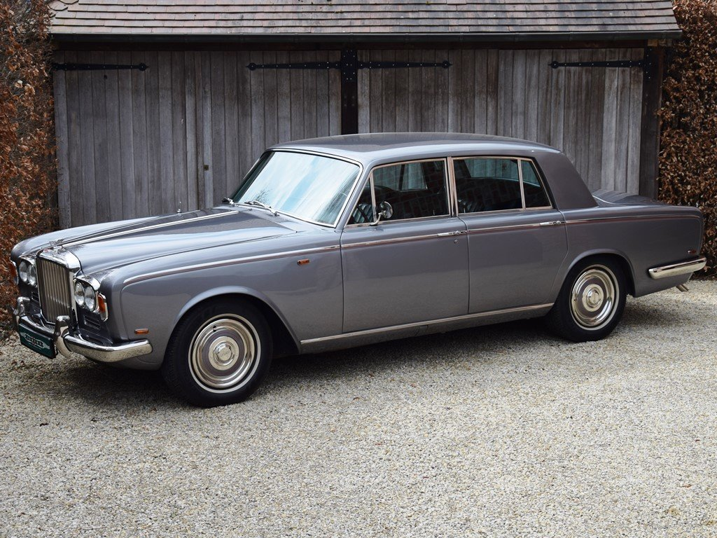1969 Bentley T1. European specificaton (LHD) For Sale (picture 1 of 12)