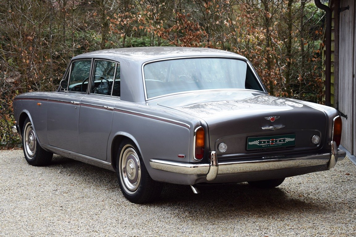 1969 Bentley T1. European specificaton (LHD) For Sale (picture 3 of 12)