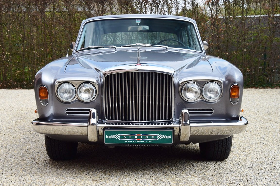 1969 Bentley T1. European specificaton (LHD) For Sale (picture 4 of 12)