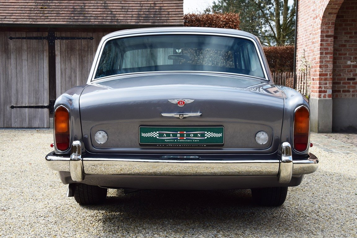 1969 Bentley T1. European specificaton (LHD) For Sale (picture 5 of 12)