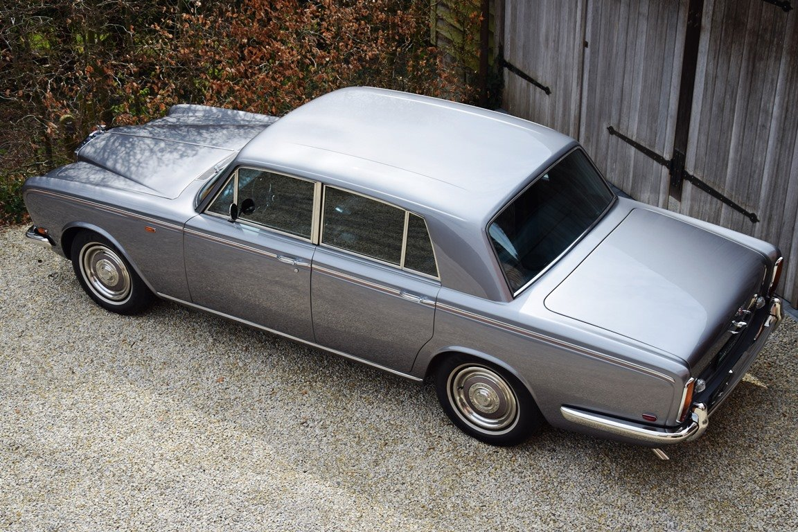 1969 Bentley T1. European specificaton (LHD) For Sale (picture 6 of 12)