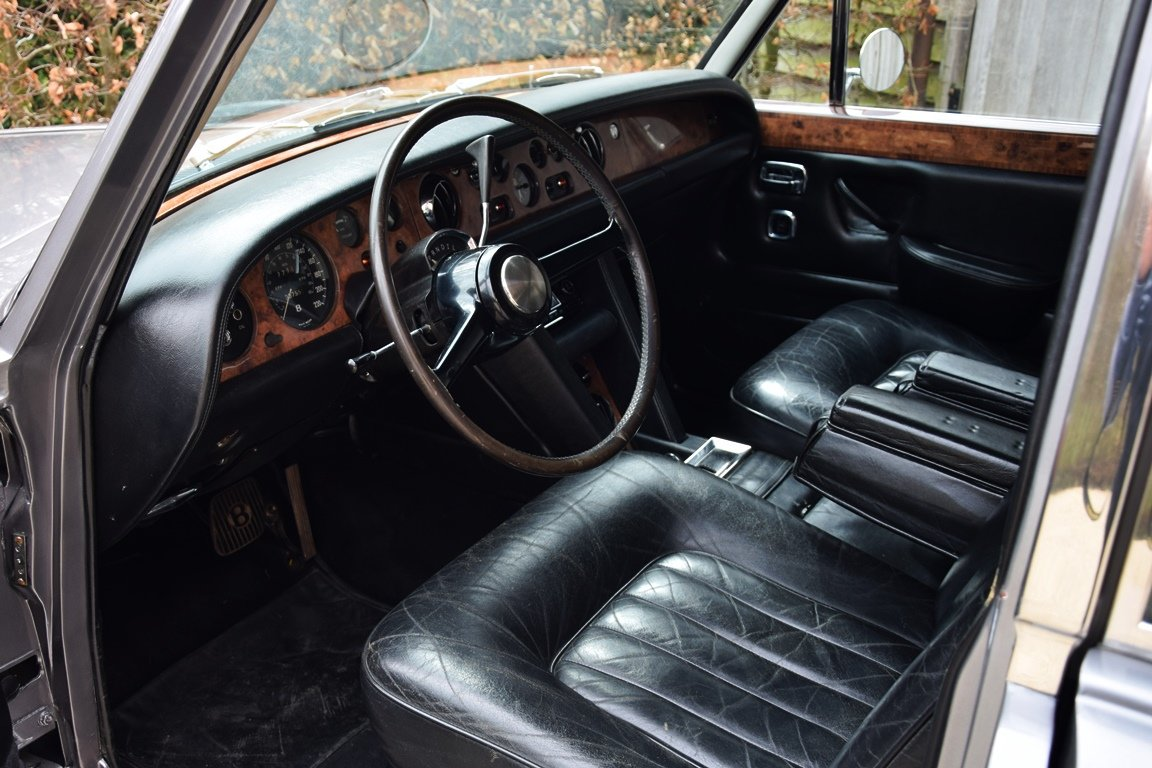 1969 Bentley T1. European specificaton (LHD) For Sale (picture 9 of 12)