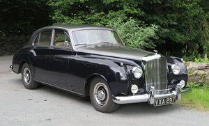 Picture of 1958 Bentley S1 James Young Saloon B10  B140BA For Sale