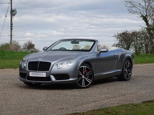 Picture of 2013 Bentley CONTINENTAL GTC SOLD