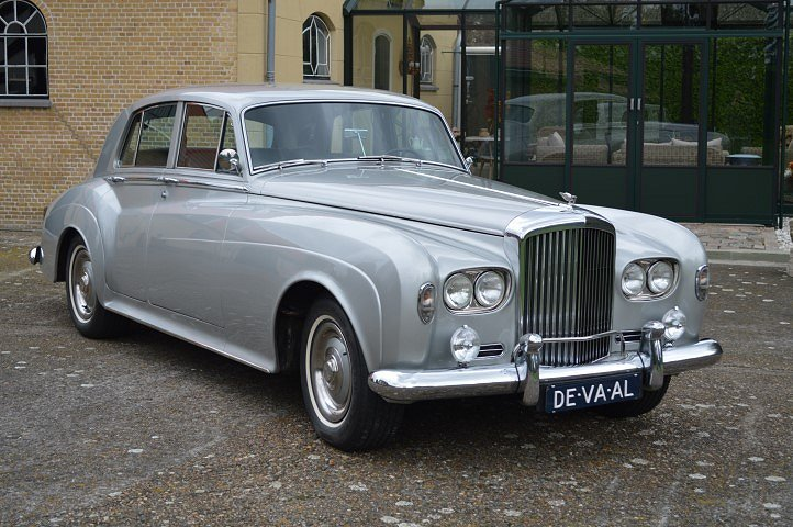 1965 Bentley S3 Saloon For Sale (picture 1 of 12)